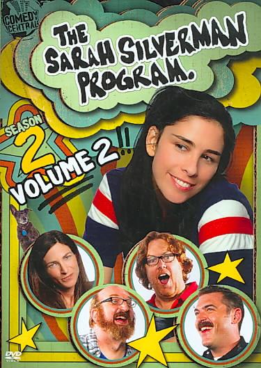 SARAH SILVERMAN PROGRAM:SEASON TWO V2 BY SARAH SILVERMAN PROG (DVD)